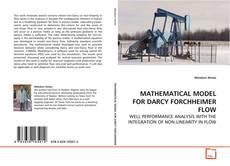 Bookcover of MATHEMATICAL MODEL FOR DARCY FORCHHEIMER FLOW