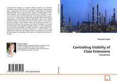 Controlling Visibility of Class Extensions kitap kapağı
