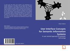 Обложка User Interface Concepts for Semantic Information Systems