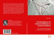 Buchcover von Die Beendigung von Arbeitsverhältnissen in Insolvenzverfahren