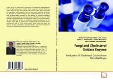 Обложка Fungi and Cholesterol Oxidase Enzyme