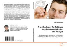 Bookcover of A Methodology for Software Requirements Elicitation and Analysis
