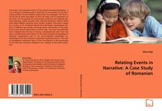 Bookcover of Relating Events in Narrative: A Case Study of Romanian