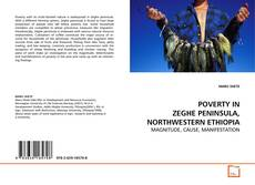 Capa do livro de POVERTY IN ZEGHE PENINSULA, NORTHWESTERN ETHIOPIA