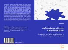 Bookcover of Außenseitergeschichten von Thomas Mann