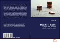 Bookcover of Stock Price Bubbles