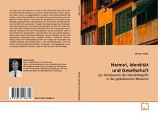 Buchcover von Heimat, Identität und Gesellschaft