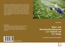 Portada del libro de Natur-und Menschendarstellung bei C.D. Friedrich und P.O. Runge