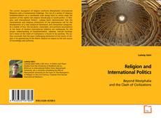 Bookcover of Religion and International Politics