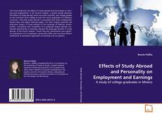 Borítókép a  Effects of Study Abroad and Personality on Employment and Earnings - hoz