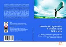 Portada del libro de Protocol Self Organization in Medium Access Control Layer