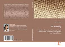 3D Weaving kitap kapağı