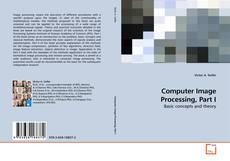 Capa do livro de Computer Image Processing, Part I