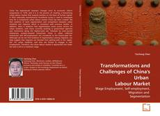 Bookcover of Transformations and Challenges of China's Urban  Labour Market