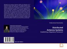 Bookcover of Distributed Antenna Systems