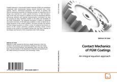 Couverture de Contact Mechanics of FGM Coatings