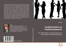 Bookcover of Sozialkompetenz im Projektmanagement