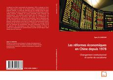 Buchcover von Les réformes économiques en Chine depuis 1978