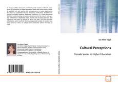 Cultural Perceptions kitap kapağı