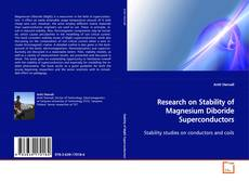 Bookcover of Research on Stability of Magnesium Diboride Superconductors