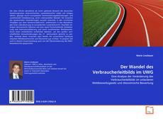 Bookcover of Der Wandel des Verbraucherleitbilds im UWG