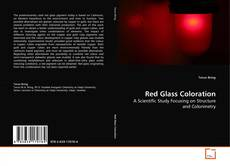 Bookcover of Red Glass Coloration