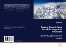 Capa do livro de Creating Dynamic Radar Models for Large-Scale Simulations