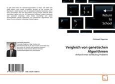 Bookcover of Vergleich von genetischen Algorithmen