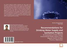 Portada del libro de Recommendations for Drinking Water Supply and Sanitation Projects