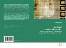 Capa do livro de Stories of Student Adaptation