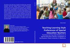 Bookcover of Teaching-Learning Style Preferences of Special Education Teachers