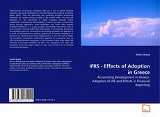 Couverture de IFRS - Effects of Adoption in Greece