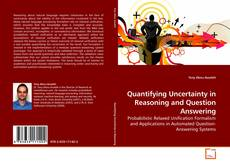 Buchcover von Quantifying Uncertainty in Reasoning and Question Answering