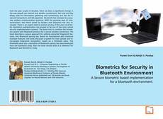 Bookcover of Biometrics for Security in Bluetooth Environment