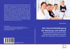 Buchcover von Der Universitätslehrgang für Werbung und Verkauf