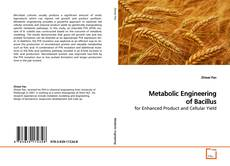Bookcover of Metabolic Engineering of Bacillus