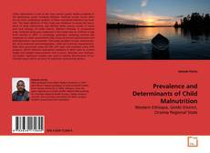 Portada del libro de Prevalence and Determinants of Child Malnutrition