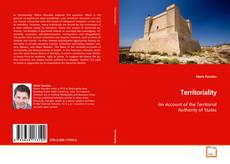 Bookcover of Territoriality