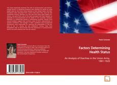 Bookcover of Factors Determining Health Status