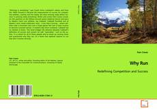 Bookcover of Why Run