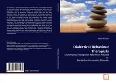 Dialectical Behaviour Therapists kitap kapağı