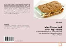 Bookcover of Microfinance and Loan Repayment