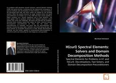 Capa do livro de H(curl) Spectral Elements: Solvers and Domain Decomposition Methods