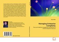 Buchcover von Managing Enterprise Complexity