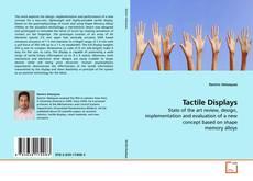 Capa do livro de Tactile Displays