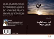 Capa do livro de Rural Women and Water Scarcity