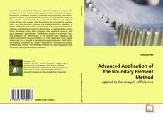 Advanced Application of the Boundary Element Method kitap kapağı