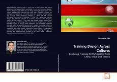 Capa do livro de Training Design Across Cultures