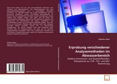 Buchcover von Erprobung verschiedener Analysemethoden im Abwasserbereich