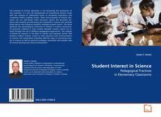 Portada del libro de Student Interest in Science